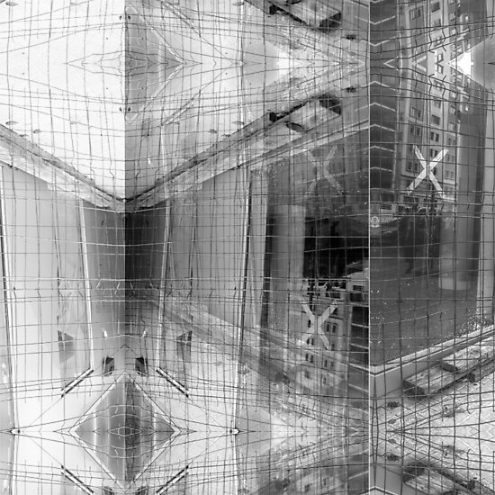 P1430576 _Luminance _Rasterbator _XnView _GIMP by Juan Antonio Zamarripa