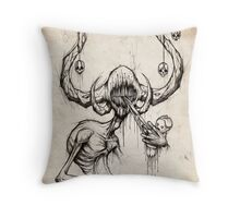 The Lullaby Throw Pillow