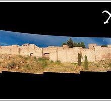 Alcazaba de Malaga - España (Spain) - Panoramica by Antonio Jose Pizarro Mendez
