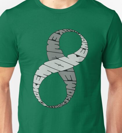 """Moke"" Infinity Unisex T-Shirt"