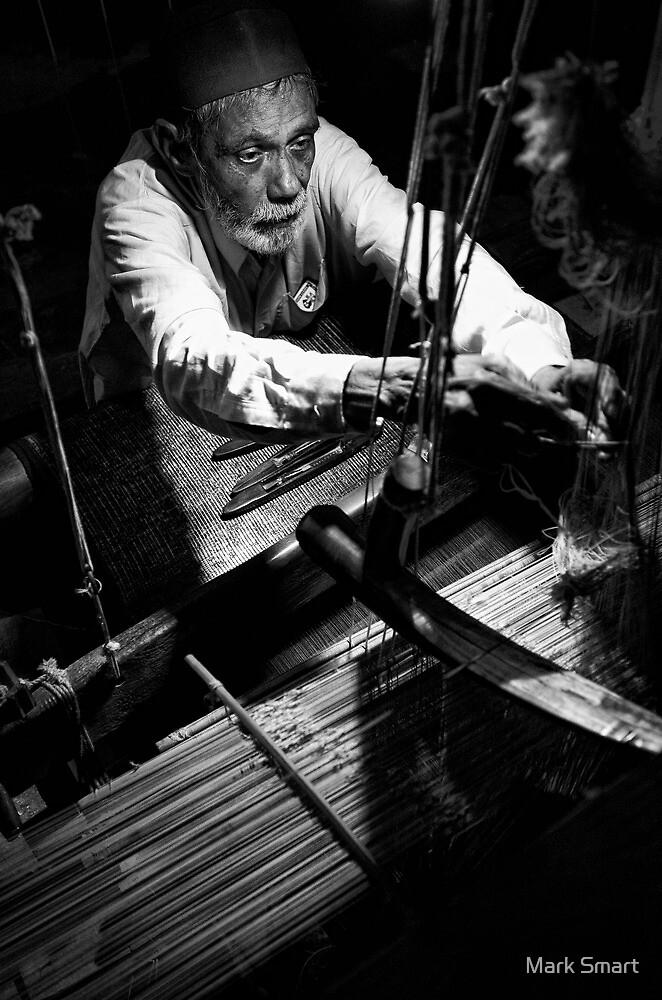 Night weaver by Mark Smart