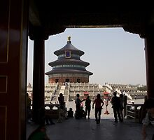 The Temple of Heaven by Ian Johnston