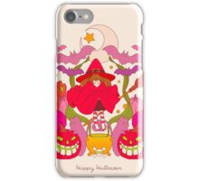All spooky and red iPhone Case/Skin
