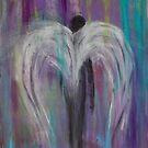 Angel Wings by Anthony Trott