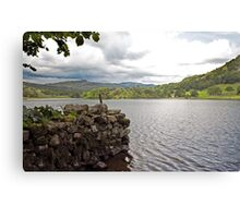 Rydal Water Wall Canvas Print
