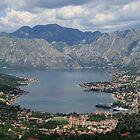 Bay of Kotor by danielrp1