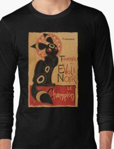 Noir Long Sleeve T-Shirt