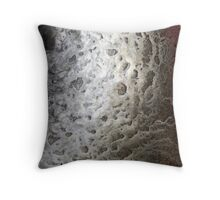 Flowing energy Throw Pillow