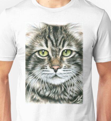 Cats Face Unisex T-Shirt