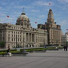 The Bund by Ian Johnston