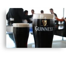 Guinness Canvas Print