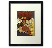 Record of Reverie Framed Print