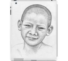 Thai Boy iPad Case/Skin