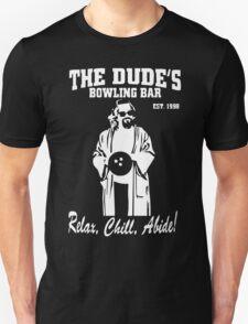 The Big Lebowski Homage T-Shirt