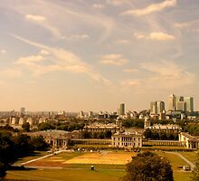 Greenwich Hill Look Out by armgw