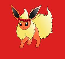 Flareon In A Flower Crown T-Shirt