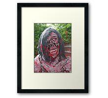 barbie of the dead Framed Print
