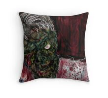 Galjermek Throw Pillow