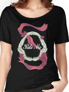 Bite Me - SouRin Women's Relaxed Fit T-Shirt