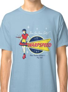 Warpspeed Federation Fly-In Classic T-Shirt