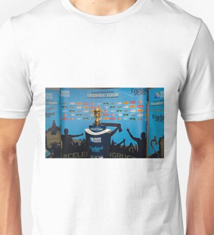 THE RUGBY WORLD CUP Unisex T-Shirt