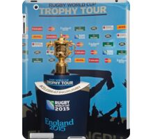 THE RUGBY WORLD CUP iPad Case/Skin