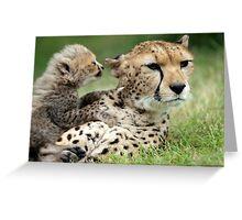 mum i need to tell you something  Greeting Card