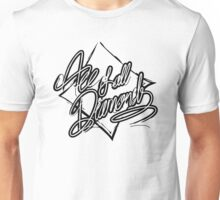 Ace of all Diamonds Unisex T-Shirt
