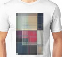 Lines/Abstract Q1 Unisex T-Shirt