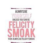 Felicity Smoak by MelodieMorley