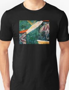 Dance of the Rays Tee Unisex T-Shirt