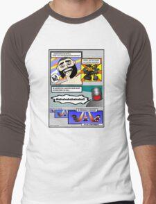 Power Bearz: Beardtastrophe Men's Baseball ¾ T-Shirt