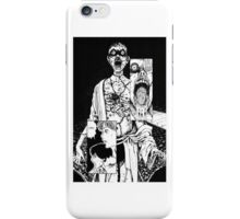 Panic iPhone Case/Skin