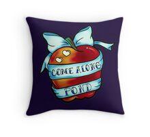 Come Along Pond 2.0 Throw Pillow