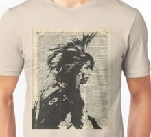 Indian,Native American,Aborigine Unisex T-Shirt