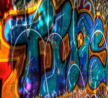 Graffiti by Mari  Wirta