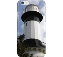 Shrove Light House County Donegal Ireland iPhone Case/Skin