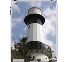 Shrove Light House County Donegal Ireland iPad Case/Skin