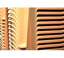 Stacked chairs 1 Photographic Print