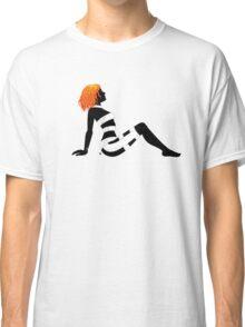 Leeloo Dallas Mudflap Classic T-Shirt