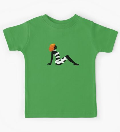 Leeloo Dallas Mudflap Kids Tee