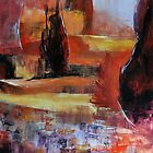 On dirait le Sud, featured in Artists Universe by Françoise  Dugourd-Caput