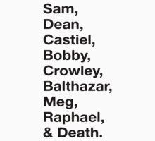 Badass Names by tripinmidair