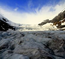 Glacier Sunrise by Luckey7