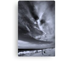 Summer Cyclone Brewing Canvas Print