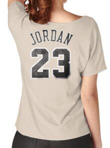 Jordan 23 Jersey Worn Women's Relaxed Fit T-Shirt
