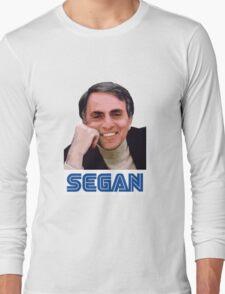 Carl Sagan Long Sleeve T-Shirt