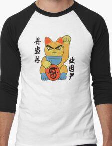 Lucky ThunderCat Men's Baseball ¾ T-Shirt
