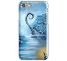 The Kraken  iPhone Case/Skin
