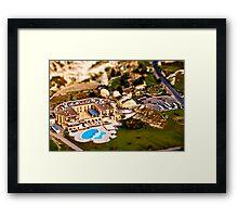 Mini Getaway Framed Print
